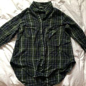 Green Flannel 🌲
